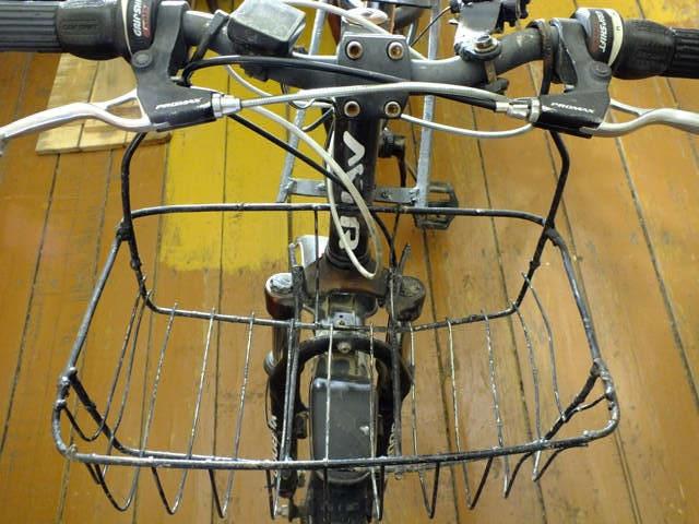 багажник на велосипед своими руками фото