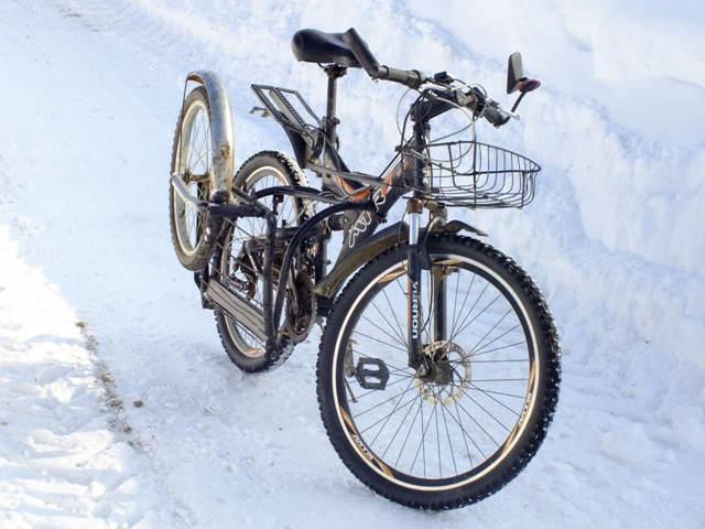 Велосипед с боковым прицепом своими руками видео