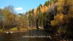 Река Кумыш - поплыли...